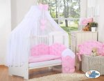 My Sweet Baby - Glamour Chic Collection Cot - Light Pink